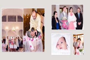 Photobook Botez Maria Isabel