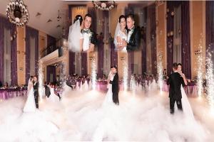 pagina din album cu dansul mirilor