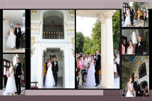 sedinta foto inainte de casatoria civila la teatrul din Focsani