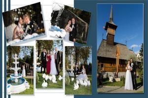 sedinta foto nunta la biserica
