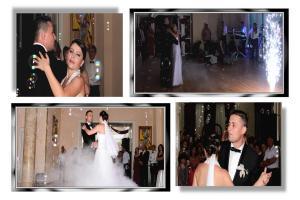 imagini din albumul foto nunta cu dansul mirilor